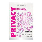 Privacy Let's Party Edt 100 ml Women