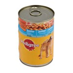 Pedigree Junior Dana Etli 400 g