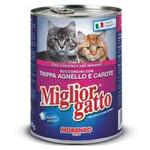 Miglior Gatto Kedi Konserve Maması Biftekli 405 g
