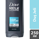 Dove Men Duş Jeli Clean Comfort 250 ml