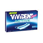 Vivident Active  Nane Aromalı Şerit Sakız 14 Adet