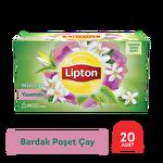 Lipton Yeşil Çay Bardak Poşet Yaseminli 20'li