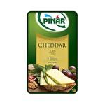 Pınar Cheddar Dilimli Peynir 200 g