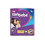 Canbebe Jumbo Paket Çocuk Bezi Extra Large (15+ kg)