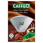 Caffeo Filtre Kahve Kağıdı 1*2 40'lı