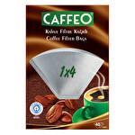Caffeo Kahve Filtre Kağıdı 4/40'lı