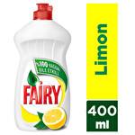 Fairy Sıvı Bulaşık Deterjanı Limon 400 ml