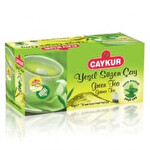 Çaykur Yeşil Çay Poşet  Nane 40 g