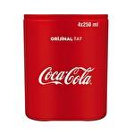 Coca Cola 4*250 ml
