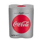 Coca Cola Light 4*250 ml