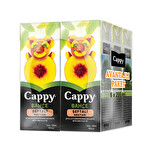 Cappy Şeftali 6x200Ml