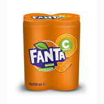 Fanta 4*250 ml