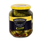 Hugo Reitzel Salatalık Turşusu İsviçre Tipi 850 g