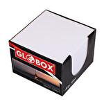 Globox Beyaz Küp Blok