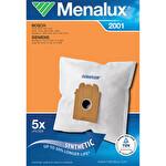Menalux 2001 Süpürge Torbası