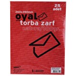 Oyal Torba Zarf 25'li 100 G