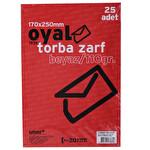 Oyal Torba Zarf 25'li 110 G