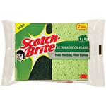 Scotch-Brite Ultra Konfor Yeşil Sünger 2'li