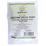 Orgagen Organik Soft Öğütülmüş Kaya Tuzu 50 g