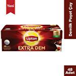 Lipton Demlik Poşet Çay Extra Dem 48'li