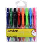 Carrefour 8 Renk Jel Kalem