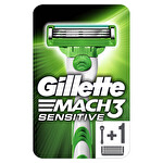 Gillette Mach3 Sensitive Tıraş Makinesi