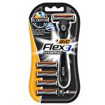 Bic Flex 3 Hybrid Tıraş Bıçağı 4+1
