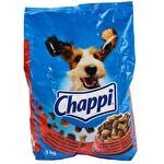 Chappi Biftek-Kümes Hayvanlı 3 kg Kuru Mama