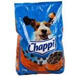 Chappi 3 kg Bif/Sebze