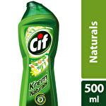 Cif Natural Krem Temizleyici 500 ml