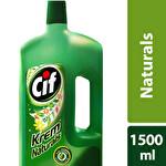 Cif Natural Krem Temizleyici 1,5 lt