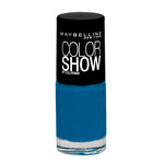 Maybelline Color Show 654 Superpower Blue Oje