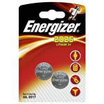 Energizer 2025 Pil 2'li