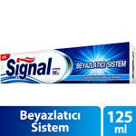 Signal Beyazlatıcı Sistem 125 ml