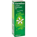 Carrefour Limon Kolonya  Kutulu 400 ml