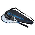 T201 Tenis Raketi Siyah-Mavi L