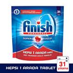 Finish Bulaşık Makinesi Deterjanı Hepsibirarada Tablet 36'lı