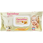Carrefour Islak Mendil Kremli 63 Adet