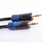 S-link SLX-960 1.5m Gold Kılıflı Stereo Ses Kablosu