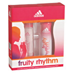 Adidas Fruity Rythm Parfüm 50 ml ve Deodorant 150 ml