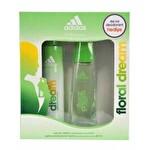 Adidas Floral Dream EDT+Deodorant