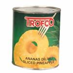 Trofco Ananas Dilimli 850 g