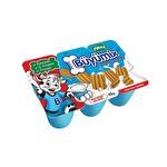 Sütaş Büyümix Sütlü Bisküvili 6*45 g