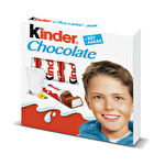 Ferrero Kinder Chocolate 4 Lü 50 G