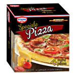 Dr. Oetker Speciale Sucuklu Mini Pizza 4'lü Mini