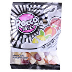 Rocco Jelly Kaymak Aromalı Meyve Sulu Yumuşak Şeker 80 Gr