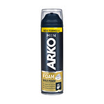 Arko Tıraş Köpüğü 200 ml Gold Power