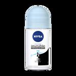 Nivea Invısıble Black&Whıte Pure Roll-On Deodorant 50Ml Kadın