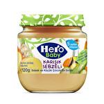 Hero Baby Karışık Sebzeli 120 gr