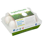 Doğalım Yumurta 6'lı 53-62 g